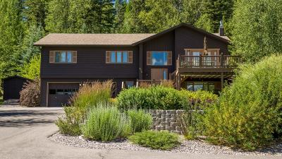 Columbia Falls Single Family Home For Sale: 275 Golf Course Drive
