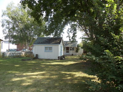 Kalispell Single Family Home For Sale: 329 1/2 3rd Avenue West
