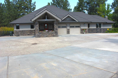 Victor Single Family Home For Sale: 236 Oso Trail