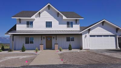 Kalispell Single Family Home For Sale: 1213 Majestic View Lane