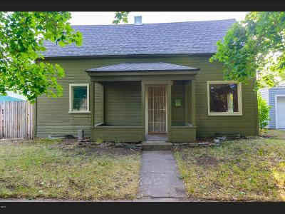 Kalispell Single Family Home For Sale: 830 4th Avenue West