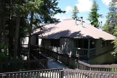 Whitefish Single Family Home For Sale: 8 Tamarack Lane