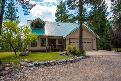 Lakeside Single Family Home Under Contract Taking Back-Up : 1355 Bierney Creek Road