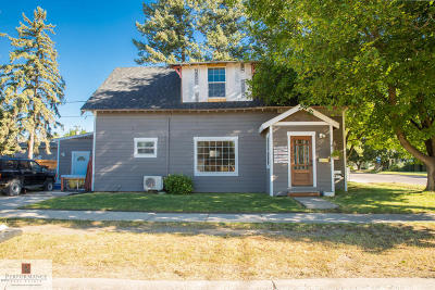 Kalispell Single Family Home Under Contract Taking Back-Up : 352 7th Avenue East North