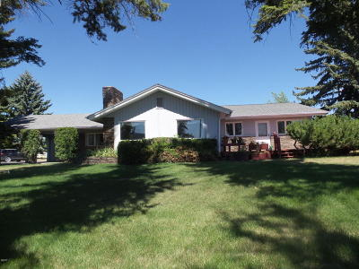 Kalispell Single Family Home For Sale: 1429,  1433 Highway 2 West