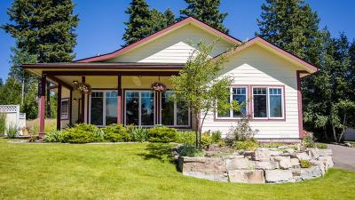 Columbia Falls Single Family Home For Sale: 1024 St Andrews Drive