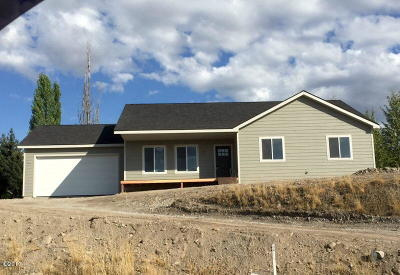 Kalispell Single Family Home Under Contract Taking Back-Up : 17 Bluebird Drive