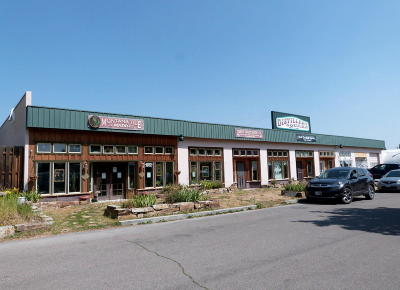 Kalispell Commercial Under Contract Taking Back-Up : 45 6th Avenue West