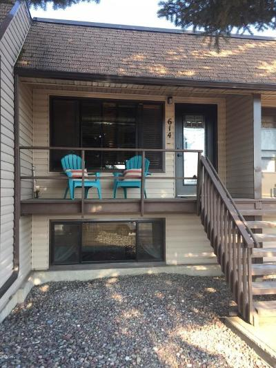 Whitefish Single Family Home Under Contract Taking Back-Up : 614 Pine Avenue