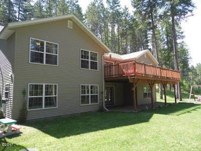 Polson Single Family Home For Sale: 34139 Lynx Drive