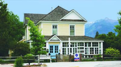 Stevensville Single Family Home For Sale