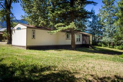 Flathead County Single Family Home For Sale: 100 3rd Street North