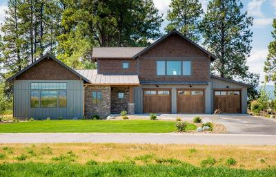 Kalispell Single Family Home For Sale: 202 Wild Pine Court