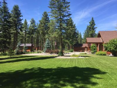 Lincoln County Single Family Home Under Contract Taking Back-Up : 410 Ponderosa Pine Drive