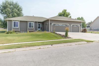 Missoula Single Family Home For Sale: 6734 Kelsey Court