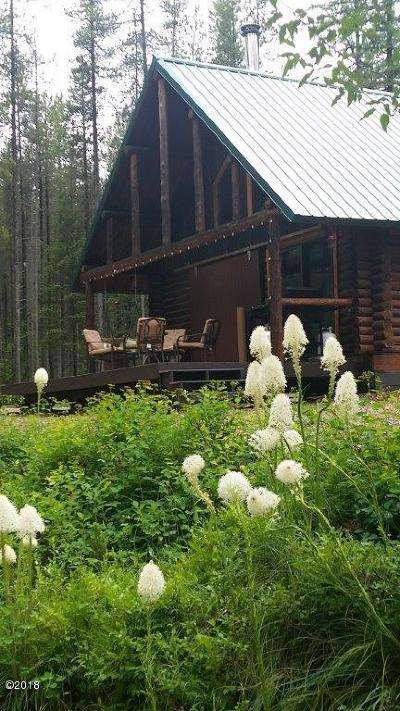 Flathead County Single Family Home For Sale: 187 Bugling Elk Trail