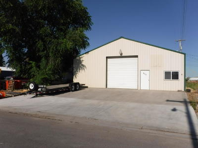 Lake County Commercial For Sale: 902 5th Street East