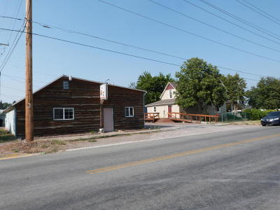 Kalispell Commercial Under Contract Taking Back-Up : 156 5th Avenue West North