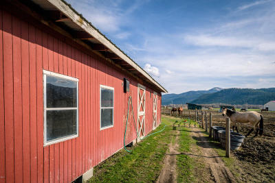 Missoula Single Family Home For Sale: 13699 Mullan Road