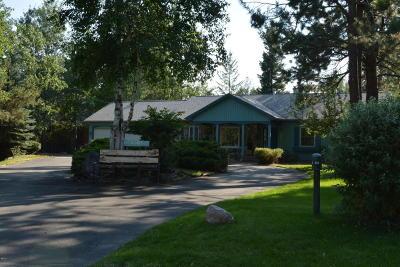 Missoula Single Family Home For Sale: 3607 Creekwood Road