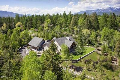 Flathead County Single Family Home Under Contract Taking Back-Up : 697 Armory Road