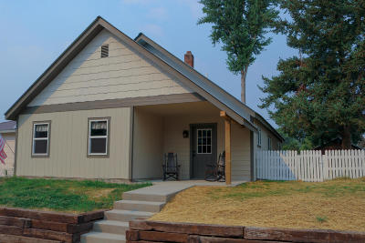 Lincoln County Single Family Home Under Contract Taking Back-Up : 307 2nd Avenue East