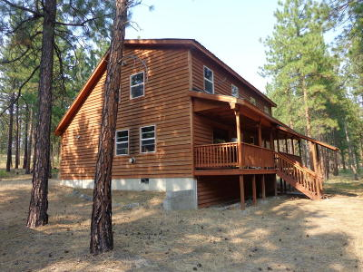 Lincoln County Single Family Home For Sale: 320 Sherman Drive
