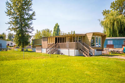 Kalispell Single Family Home Under Contract Taking Back-Up : 620 East Evergreen Drive