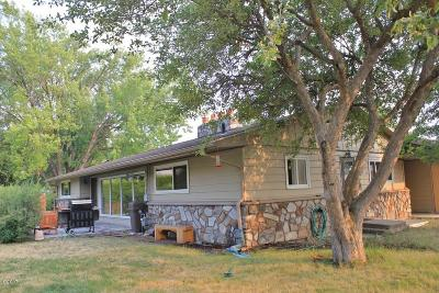 Missoula Single Family Home Under Contract Taking Back-Up : 3525 Washburn Street