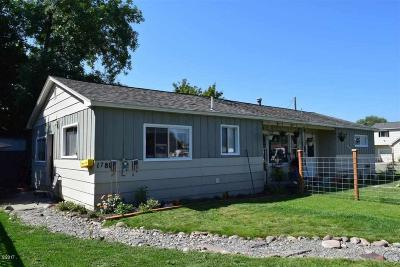 Missoula Multi Family Home Under Contract Taking Back-Up : 1779-81 West Sussex Avenue