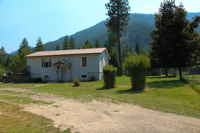 Thompson Falls Single Family Home For Sale: 2 Woodside Road