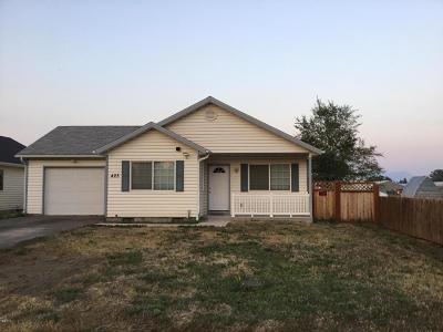 Kalispell Single Family Home For Sale: 423 Margrethe Road