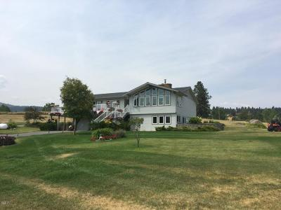 Kalispell Single Family Home For Sale: 3120 Airport Road