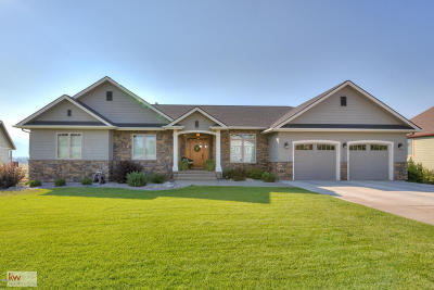 Missoula Single Family Home For Sale: 2735 Carnoustie Way