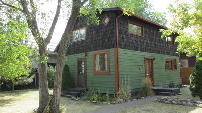 Missoula Single Family Home For Sale: 1101 Howell Street