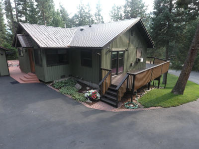 Missoula Single Family Home For Sale: 11590 Chumrau Loop