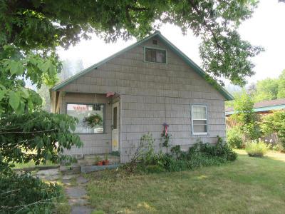 Lincoln County Single Family Home For Sale: 216 Missoula Avenue