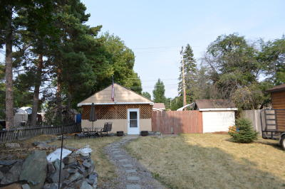 Kalispell Single Family Home For Sale: 619 8th Avenue West