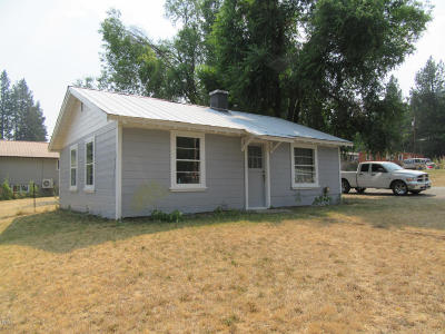 Lincoln County Single Family Home For Sale: 207 5th Street South
