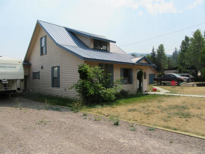 Lincoln County Single Family Home For Sale: 307 South 6th Street