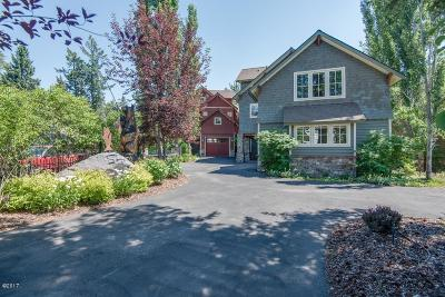 Bigfork Single Family Home For Sale: 220 River Street