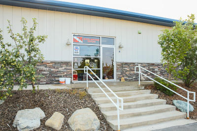Kalispell Commercial For Sale: 203 Business Center Loop