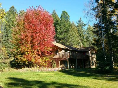 Kalispell Single Family Home For Sale: 11 Grizzly Base Lane