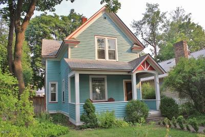 Missoula Single Family Home Under Contract Taking Back-Up : 324 Stephens Avenue