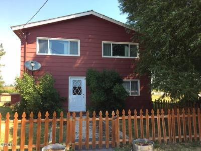 Stevensville Single Family Home For Sale: 2995 Eastside Hwy