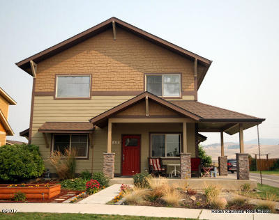 Missoula Single Family Home For Sale: 5114 Horn Road