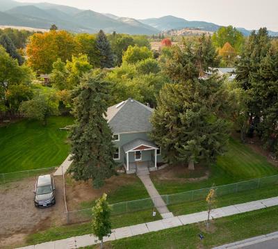 Missoula Single Family Home For Sale: 4515 Miller Creek Road