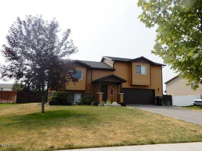 Kalispell Single Family Home Under Contract Taking Back-Up : 405 Triple Creek Drive
