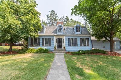 Missoula Single Family Home For Sale: 4302 Timberlane Street