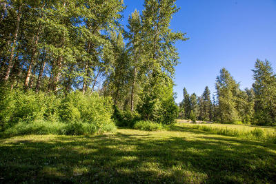 Columbia Falls Residential Lots & Land Under Contract Taking Back-Up : 74 Cedar Pointe Loop